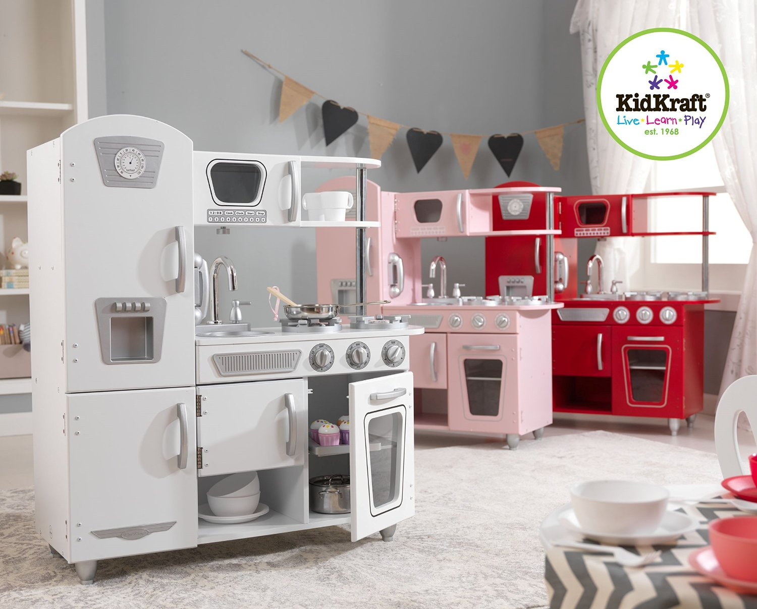 kidkraft vintage kitchen deals