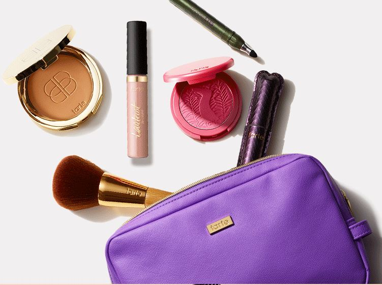 tarte beauty kit