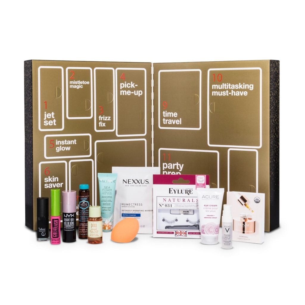 advent calendar target beauty 12 days of beauty