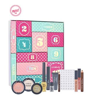 ULTA 12 Days of Beauty advent calendar ulta beauty