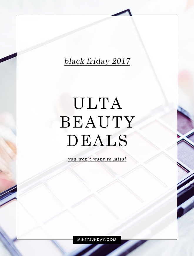 ulta beauty black friday 2017