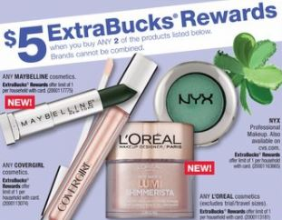 cvs beauty deals