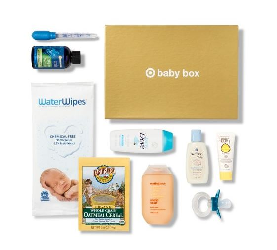 Target Baby Box April