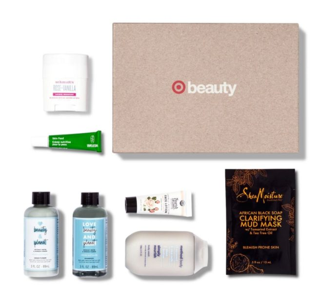 Target Beauty Box April