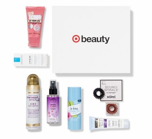 Target Beauty Box Mother's Day