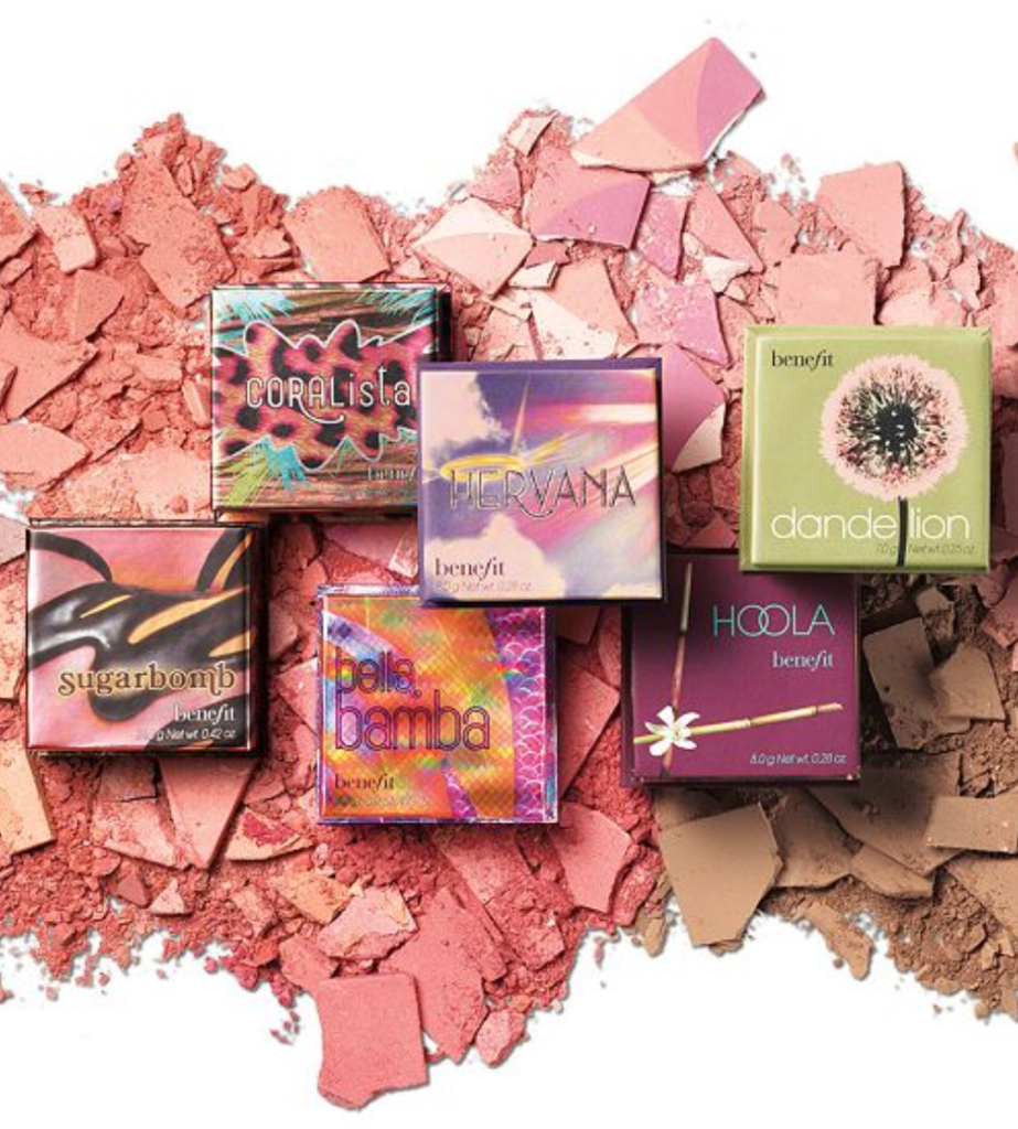 Benefit box o powders sale deals
