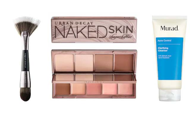 sephora weekly wow urban decay naked skin shapeshifter