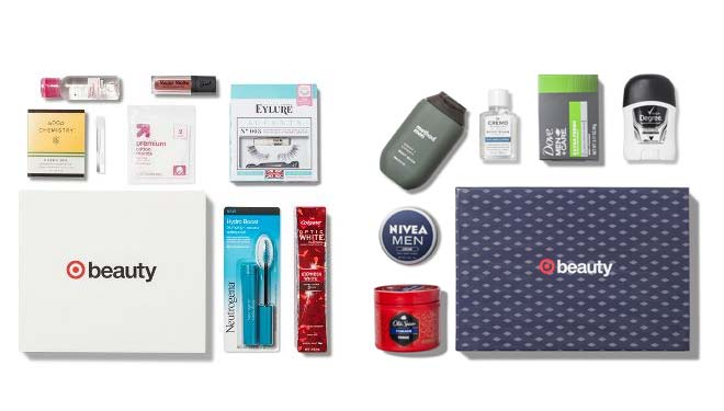 target beauty box june