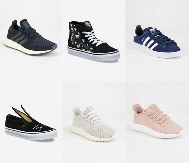 tillys kids shoes adidas vans nike sale deals