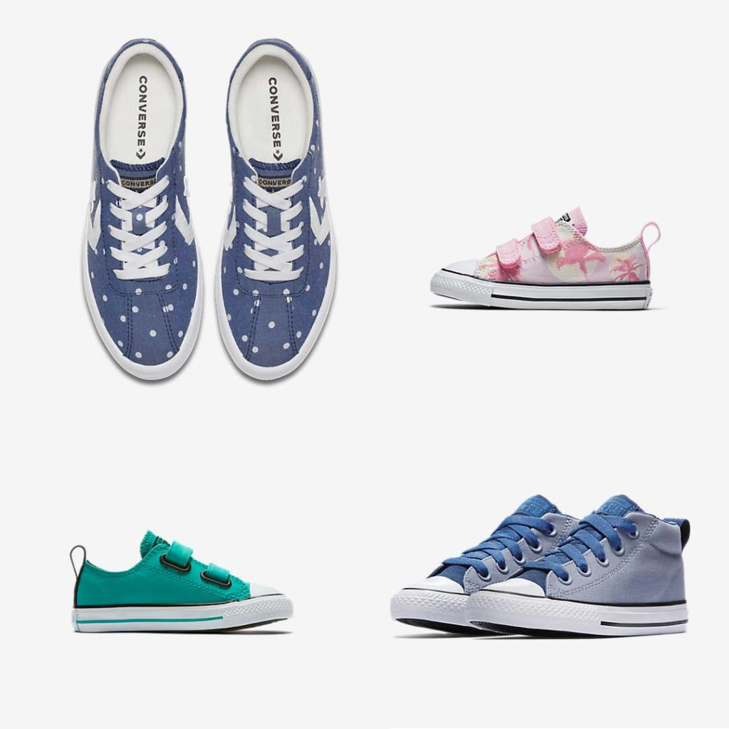 Nike Kids Converse Shoes
