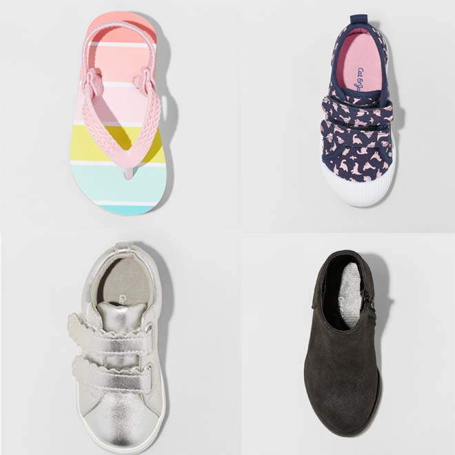 Target Kids' Shoes Sale 30% off