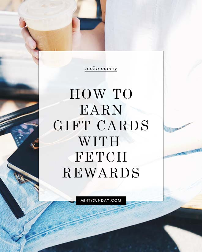 How to Earn Free Gift Cards Fetch Rewards