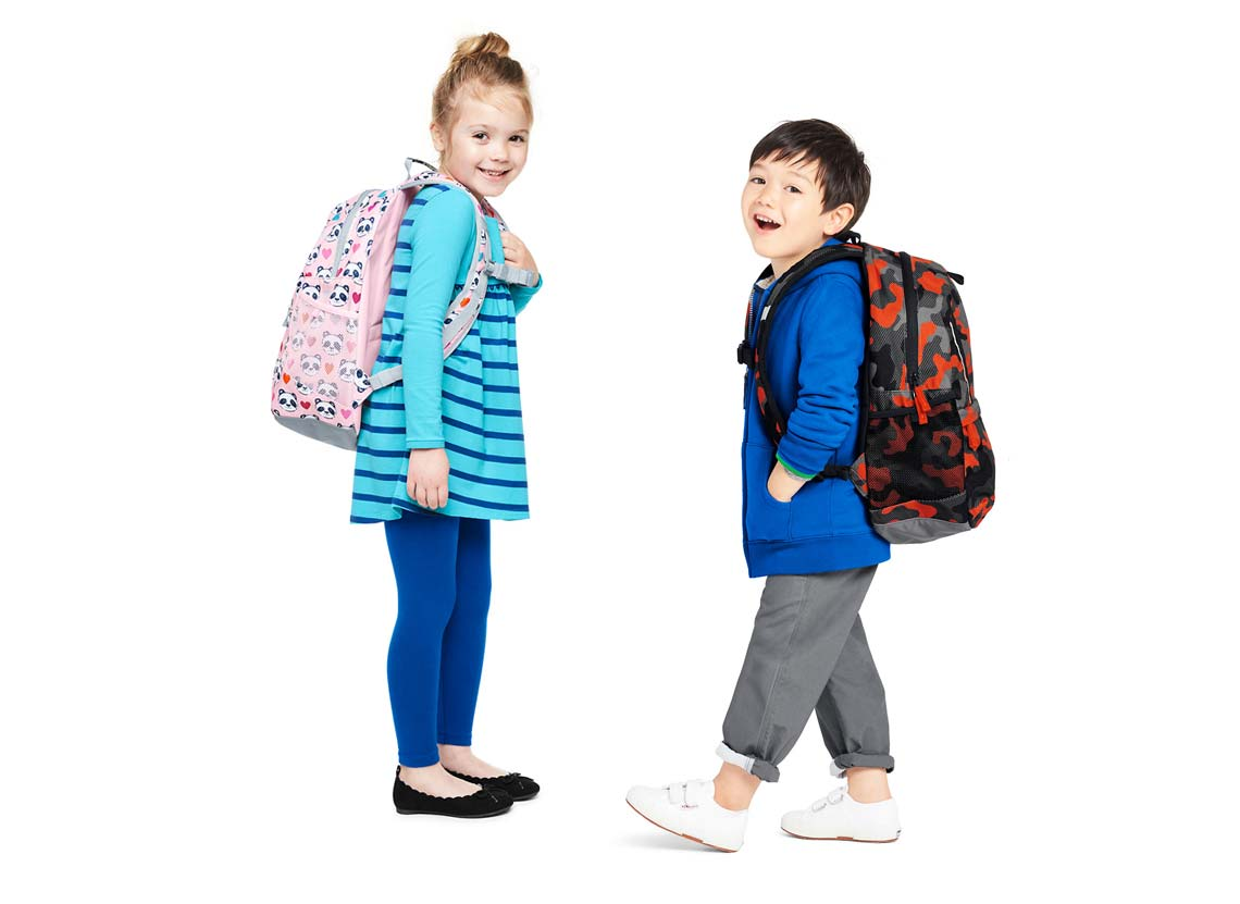 50% off Land's End backpacks and lunch boxes