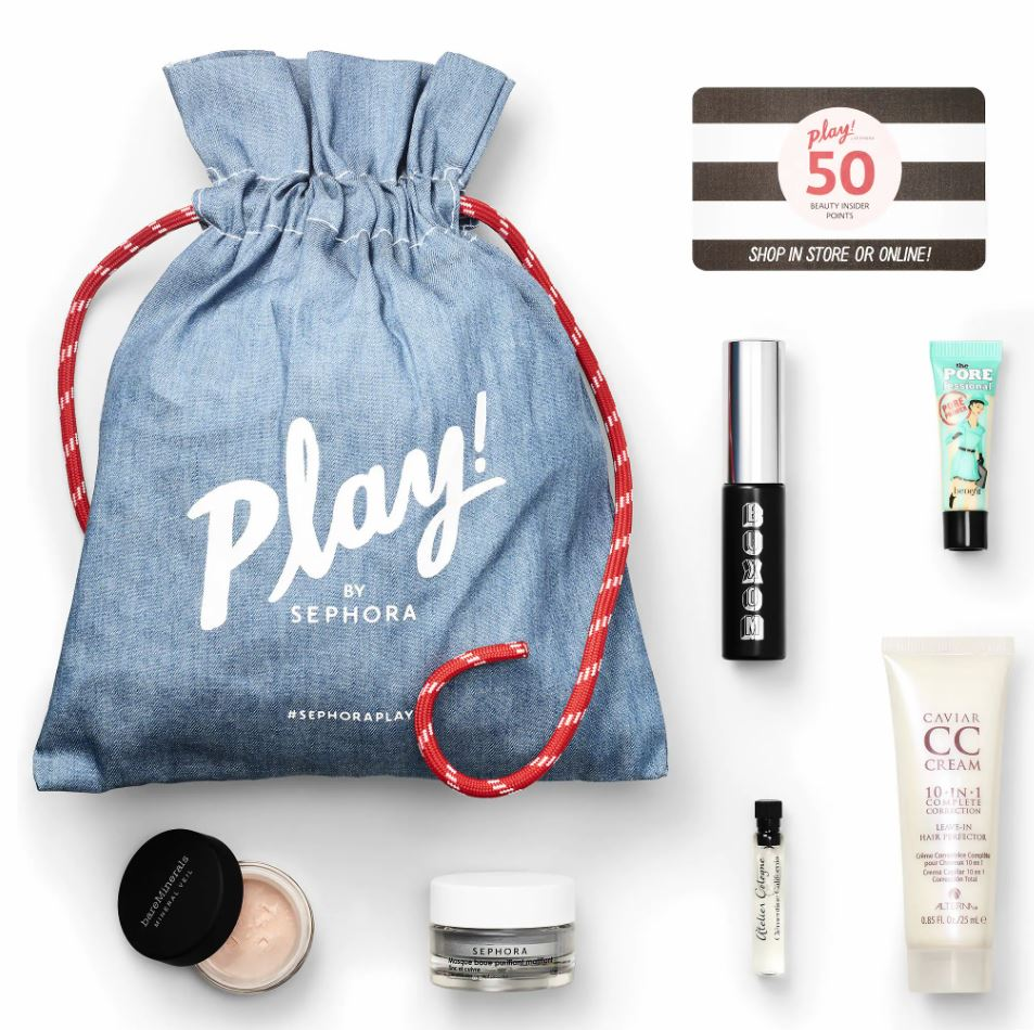 Sephora Play Beauty boxes