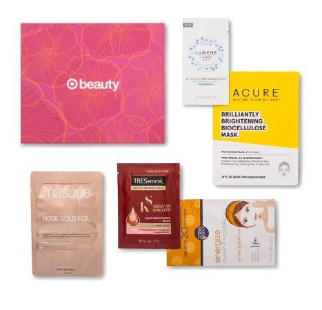 Target Beauty Box Masks