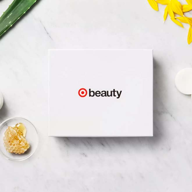 Target Beauty Box January 2019