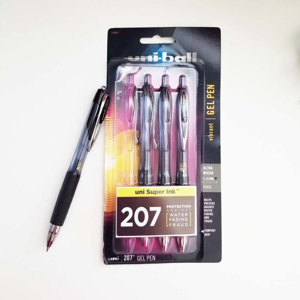 Uniball-Gel-Pen