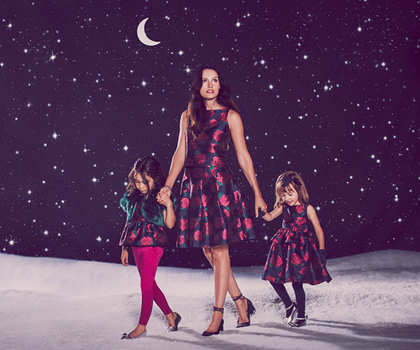 Janie Jack Mommy Me Holiday Collection