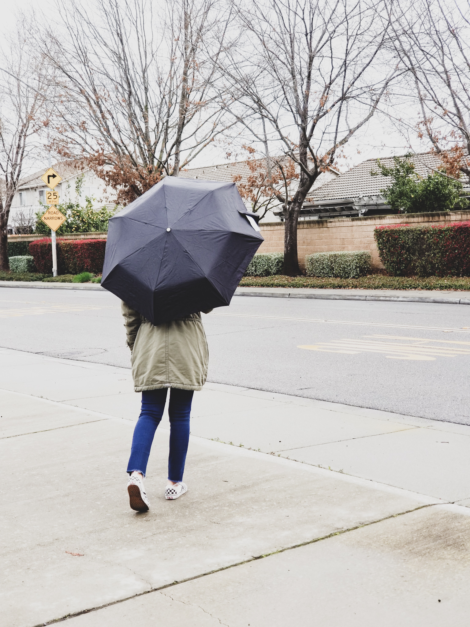 totes auto open umbrella