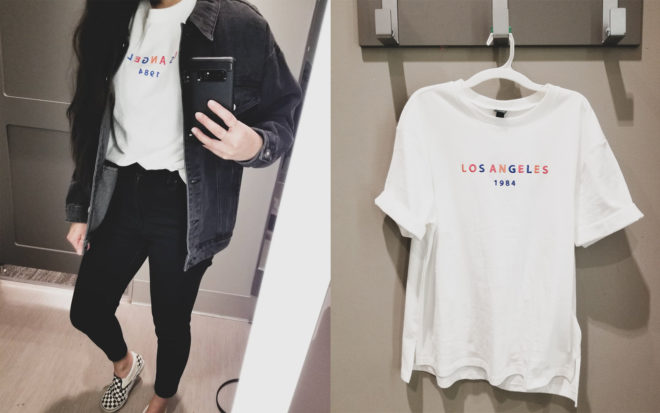 Target Fave Finds This Week Jean Jacket and Tee