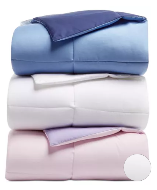 Down Alternative Comforter Sale at Macy's