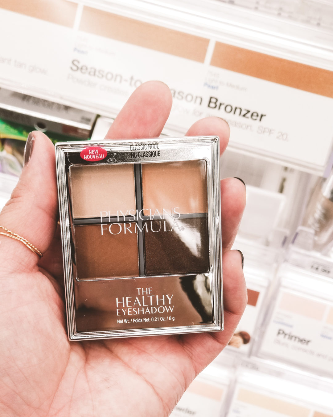 Newbie-Friendly CVS Weekly Deals - Physicians Formula Healthy Eyeshadow