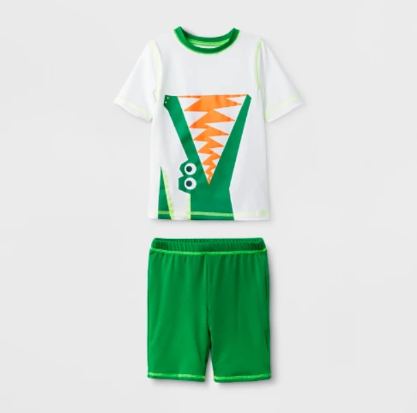 toddler boy rash guard