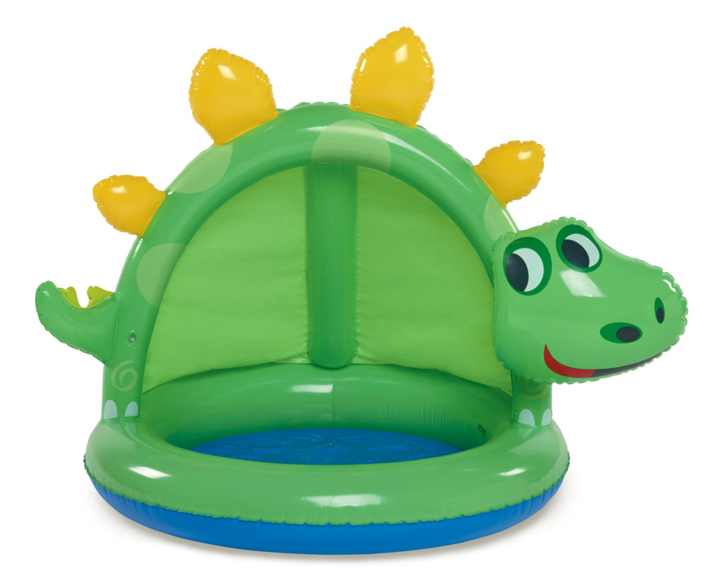 walmart inflatable kiddie pools dinosaur