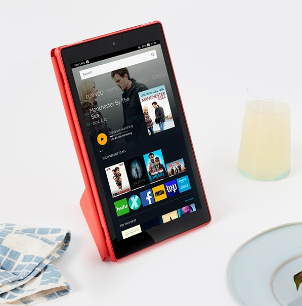 list of best amazon prime day deals fire tablets