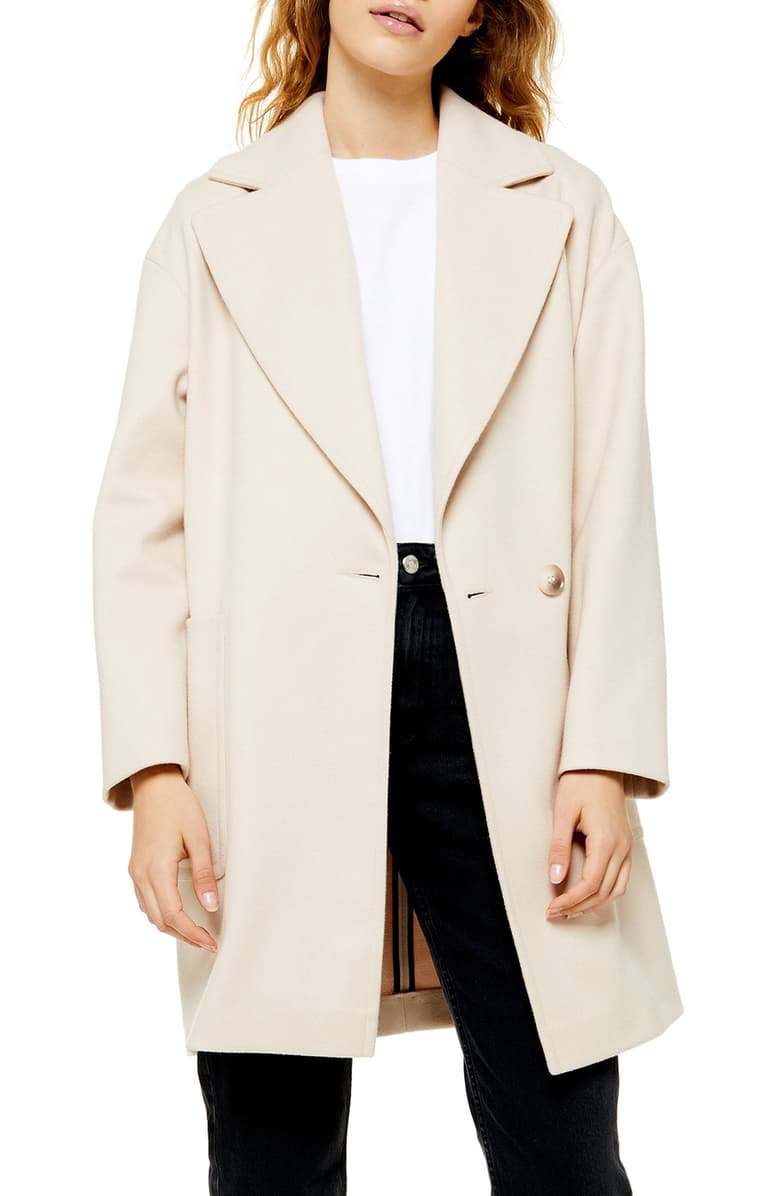 nordstrom anniversary sale guide topshop carly coat