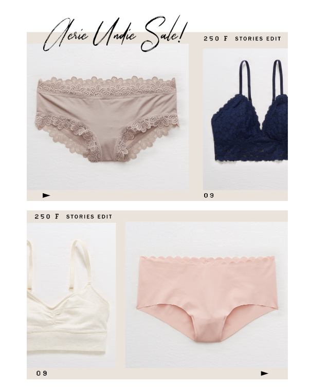 aerie undies sale