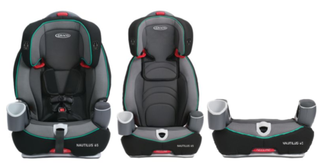 car seat deal graco nautilus