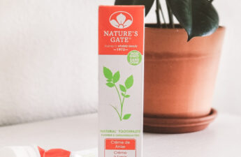 natures gate natural toothpaste review