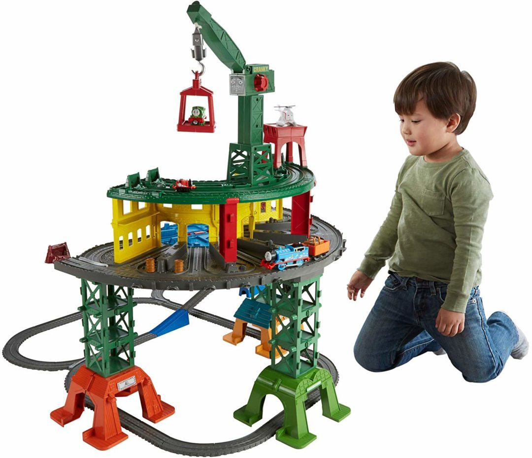 thomas and friends super station deal