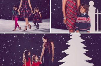 Janie and Jack Mommy and Me Holiday Collection