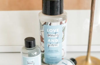 love beauty and PLANET hair care products review