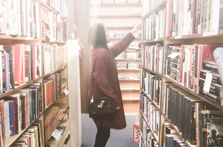 How to quit buying things - stop buying books you dont read