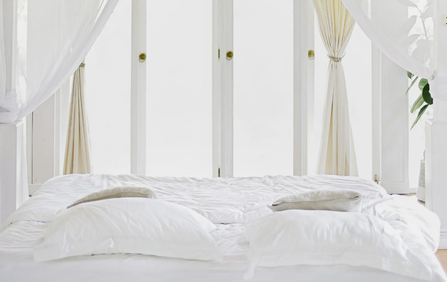 mothers day gift guide ultimate gift white bedroom