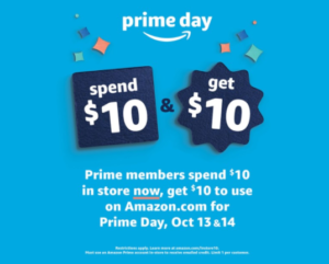 Amazon Prime Day How to earn credits