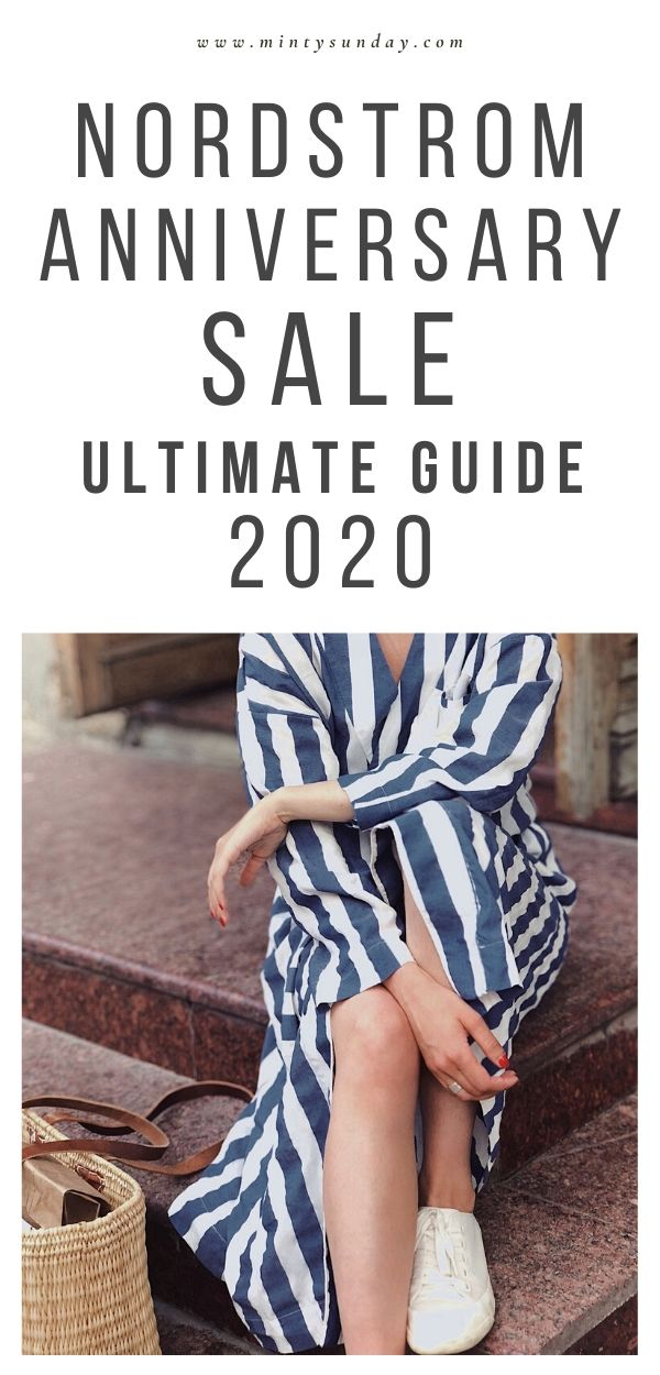 Nordstrom Anniversary Sale Ultimate Guide 2020