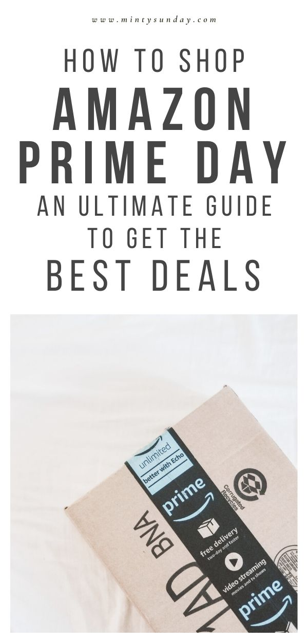 """Alexa, what are my deals?"" Are you ready for Amazon Prime Day? What the heck is it anyway? Well, it's the days (used to be a day) when there are amazing deals on Amazon! But we aren't saving if we're buying just because it's a good deal. In this blog post, I'll let you in all the details and shopping tips to help you save time and money! I created a dedicated blog post for The Best Amazon Prime Day Deals, you can check it out here. Amazon Prime Day 2020 Delayed Amazon Prime Day is usually held in July.  However because of the current global situation, Amazon has not announced when this epic retail event will happen in 2020. It's rumored to have been delayed by 2 months, so around September. Check out this Amazon page for updates.  I'll definitely keep this post updated. Don't have time now? Pin it for later! Amazon Prime Day 2019 Details When - Prime Day begins on 12 AM PT on Monday, July 15 - 11:59 PM PT on Tuesday, July 16 Reminders  Time to use your Amazon credit you received from shopping at Whole Foods. Prime Day Twitch deals and Prime Day Whole Foods deals have already started. What is Amazon Prime Day? Prime Day is an annual celebration with epic deals and new product launches exclusively for Prime members.  It started in 2015 to celebrate Amazon's 20th anniversary. Since then, it grew into a massive success being celebrated in 16 different countries. This year, Amazon is extending the length of sale to 48 hours as opposed to last year's 36-hour extravaganza. Should I sign up for Amazon Prime now? Prime Day is exclusively for Prime members - the annual subscription costs $119 or $12.99 per month. If your main purpose is to get deals during Prime Day, you have these choices: sign up for a free 30-day trial and then cancelling that membership before it expires sign up for a monthly membership But don't forget that  other major retailers will compete with Amazon prices namely eBay, Target, Walmart, Old Navy (offering 50% off everything!), Nordstrom, and Macy's. For example, I've seen Macy's offer this Instant Pot Duo 6-Quarts for just $59.99 and, you guessed it, It's also available on Walmart.com for the same price! How to Gain Access to Amazon Prime Day Deals for Free I definitely recommend signing up for a free 30-day Prime trial - for new customers only - to participate during Prime Day. I want to sign up for a free 30-day Trial Remember to cancel BEFORE your trial ends to avoid paying for the membership if you don't want to continue. If you've already used your trial membership, here are other ways you can get it on the cheap. Government Assistance Amazon Prime is only $5.99 a month to families who are on government assistance such as TANF, Medicaid, or SNAP (also known as Food Stamps). Get all the details and sign up here. College Student Discount If you're currently a college student you can get Prime for 50% off or $6.49 a month.  All you need is an .edu email address or prove that you're a college student. Get more info and sign up here. Share Prime Membership Did you know you can share a Prime membership via Amazon Household? Maybe you and a buddy can share or you know someone who's willing to share their membership with you temporarily. I personally share mine with my sister. You can easily set up your Amazon household here. Sign up for a Short Term Plan This is ideal if you're planning to purchase a big ticketed item and the savings make it worth it. The Prime membership $12.99 a month, so it'll be up to you if it's worth it or not. If you do sign up, be sure to cancel before the month ends. Here are some benefits you can enjoy being a Prime member even after Prime Day. What do I get with an Amazon Prime Membership? Expedited shipping: 2-hour delivery (select cities), Same-Day, One-Day, and Two-Day delivery Prime Video: unlimited streaming of movies and TV episodes Prime Music: unlimited, ad-free access to hundreds of Prime Playlists Prime Reading: borrow books, magazines and more plus early access to new releases Amazon Photo: unlimited cloud photo storage, 5GB of videos, documents and other files Twitch Prime: free Twitch channel subscription every month + more Whole Foods Market: weekly deals and extra 10% off on select items Prime Early Access: 30-minute early access to Lightning Deals Click here for more membership benefit and information How and Where do I find Amazon Prime Day Deals? Find sneak peeks of upcoming Prime Day Deals here or via the Amazon App - you can download it here. You can shop deals on: Amazon.com using the Amazon App Alexa and Alexa-compatible devices - remember to configure Alexa for voice purchasing! Have you heard of Amazon Smile Program? It's free and an easy way to shop while donating to a charity. How cool is that?  How to get extra savings to use on Prime Day? Get $10 Amazon credit when you sign up to the Amazon App for the first time. Then, you'll get another $10 Amazon credit after your first in-app purchase. Install Amazon Assistant and get $10 off your next $50 - this is my SECRET WEAPON during Prime Day! Install it here! Earn $10 bonus when you reload $100 or more to your Amazon Gift Card Balance for the first time. Do you shop at Whole Foods? Get $10 credit to spend on almost everything at Amazon on Prime Day when you spend $10 at Whole Foods Market (either in-store or on Prime Now) between July 3-16. How to Shop Amazon Prime Day 2020 There are literally thousands of deals happening daily during Prime Day. It is overwhelming! In this section, I'll help you create a sense of direction so that you can snag all the best deals you want/need without having to wander around Amazon's virtual shopping aisles! Make sure you have a Prime Membership - click here to sign up for a trial. Download the Amazon App - also great when you're on the go. Install the Amazon browser extension. You can receive notifications on the upcoming deals you're watching. Did you know there are different deal sections? Be sure to be familiar with these: Deal of the Day Lightning Deals Savings & Sales Coupons section  Woot! Deals Prime Early Access Deals Create your list of things to buy - don't forget Christmas and back-to-school. Add them to your Amazon list for easy access during Prime Day. Using Amazon.com go to Account > Lists Using the browser extension click on Add to List tab Using the Amazon app, click on the hamburger menu on the top left corner > You Lists > View Lists > Create List You can also just bookmark the products using your browser - works, too! Check prices on CamelCamelCamel I love using this one when looking for deals! CamelCamelCamel will give you data on the price history of a specific product. This information will help you decide whether the Prime Deal you're getting is a good deal. You can also use this information to create a budget for the wish list you created above. Add the CamelCamelCamel browser extension to make it even easiest to compare prices. Amazon Prime Day Best Sellers 2019 So, what did people buy last year? The Fire TV Stick was the most popular item people purchased worldwide (among the 16 countries mentioned above). People from the US purchased the Instant Pot Pressure Cooker, while the Lifestraw Water Filter was a best seller in Canada. Here's a list of best sellers from the other 14 countries. Amazon Basics USB Lightning Cable Bosch Cordless Drill Cecotec Conga Robot Vacuum Braun Grooming Kit TP Link Wi-Fi Plug Osmart Zigbee Smart Plug Sandisk Ultra 128GB Memory Card Philips Hue LED Spotlight Jamie Oliver Tefal Pan Savas Whey Protein Sonicare Toothbrush Coco-Cola Zero Sugar Redmi Smartphone PS4 Console Best Amazon Prime Day Deals   Amazon offers the biggest discounts on their own products and brands such as: Echo speakers, Fire tablets, Fire TV streamers, Kindle readers, and Blink cameras along with other Alexa-enabled devices during Prime Day. Obviously, right? Also, expect discounts on new Amazon product releases (if any). Expect to see lots of other gadgets like headphone deals from Bose, Sony and Beats, kitchen gadgets, laptop accessories etc! I'm excited for beauty and skincare deals - check out this Facetory 4pc mask box for $4.90. Go check out this blog post dedicated to The Best Amazon Prime Day Deals! Early Amazon Prime Day Deals Happening Now! Grocery & Household Snacks, Drinks + More! (up to 25%) Frito Lay Fun Time Mix Variety Pack 40 count, $13.42 Pay $9.42 (after $4 digital coupon + Subscribe & Save discount) $0.23 each bag! Tropicana Apple Juice Box $4.23oz 44 count, $13.29 Pay $11.29 (after 15% off digital coupon + Subscribe & Save discount) $0.26 each juice box! NOTE: These are perfect juice boxes for kindergartners and maybe even 1st graders. My kids don't drink a lot of juice, this is a good size making for less waste. Pure Leaf Iced Tea Unsweetened Variety Pack, 18.5 fl oz. 12 Pack - $17.10 Pay $13.68 (after 20% off digital coupon + Subscribe & Save discount) $1.14 each bottle! Amazon Fresh Get $15 off orders $35+ for new customers. Plus save up to 40% off groceries Save up to 30% off Household Essentials by Amazon Save $10 off orders of $40 or more with grocery and household Beauty & Personal Philips Sonicare ProtectiveClean 4100 Toothbrush now $34.95 (after sale + $5 digital coupon)  - reg. $69.99 Kitchen Instant Pot 6-Quart now $59.99 - reg. $99.95 Instant Pot 8-Quart now $99.99 - reg. $139.95  KitchenAid Artisan Mini Series Tilt-Head Stand Mixer, 3.5 quart, Contour Silver now $247.49 - reg. $399.99 Lodge Cast Iron Skillet, 10.25 inches now $14.88 - reg. $26.68 Lodge 3 Quart Cast Iron Combo Cooker, Fryer, Dutch Oven, and Convertible Skillet/Griddle Lid now $29.92 - $62 Home Save up to 30% off on Off-to-College Scroll down to about half of the page to see current deals! Save up to 40% off on home and electronics from woot.com Including this Dyson Ball Vacuum (renewed) $149.99 - reg. $249.99 Tech & Gadgets Echo Input now $14 - reg. $34.99  LG Stylo 4 - 32 GB (Unlocked) now $159.99 - reg. $299.99 Ring Video Doorbell Pro + Echo Dot (3rd Gen) Bundle now $169 - reg. $298.99 Amazon Music Unlimited $1 for the first 4 months, reg. $31.96 Kindle Unlimited Free for the first 3 months, reg. $29.97 Save 50% off movie rentals from Prime Video Audible $4.95 per month for the first 3 months, reg. $14.95 a month Sign up for an annual Audible membership and get an Echo Dot for $0.99 Fire TV Recast, over-the-air DVR, 500 GB, 75 hours now $129.99 - reg $229.99 Final Thoughts Prime Day is overwhelming with the millions of products they offer. I hope that this how-to Shop Amazon Prime Day guide helps you weed through all of that. It's crucial to create a list. Just like going to the supermarket hungry with no list - you'll end up buying things you don't need. Remember to only buy things you'll use, love, and value. And I hope that you can cross things off your Christmas list.  Good luck! xx, Glenda PS. I posted a dedicated blog post just for The Best Amazon Prime Day Deals - HERE! I'll update it frequently during Prime Day! And I post deals here daily - including Amazon!"