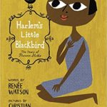 childrens books about racism and diversity harlems little blackbird