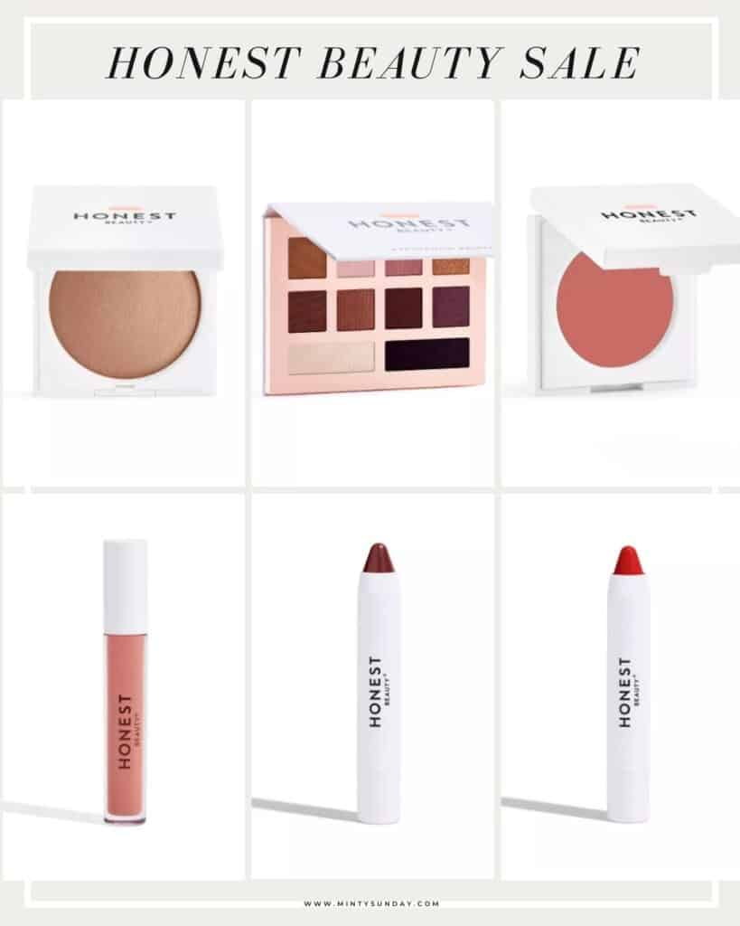 Honest Beauty Deals at Target and Amazon