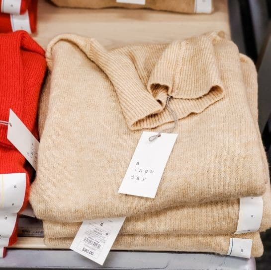 womens sweaters on sale at target